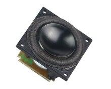 18 مللي متر مجموعة كاملة المتكلم لأجهزة الكمبيوتر المحمول Boombox راديو بلوتوث المتكلم diy 4ohm 2W العميق باس جدا رقيقة ايفي المتكلم مصغرة وحدة 2 قطعة