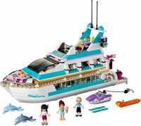 01044 freunde set Mädchen Serie Spielzeug Dolphin Cruiser Competible Legoingly 41015 Modell Bausteine Ziegel Pädagogische Kinder Spielzeug