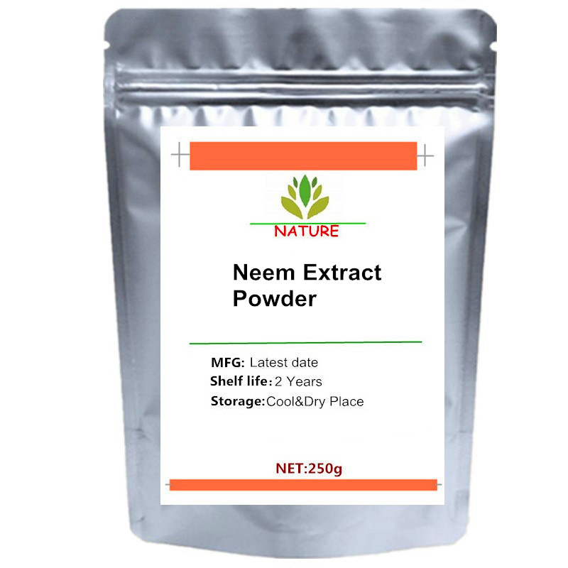 Pure Neem Extract 10:1 Powder Azadirachta Indica Azadirachtin No Fillers