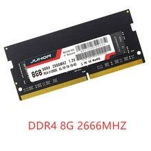 Sıcak RAM DDR4 8 GB dizüstü 2400MHz bellek 8 GB DDR 4 Memoria ram dizüstü dizüstü DIMM masaüstü bellek destek anakart ddr4