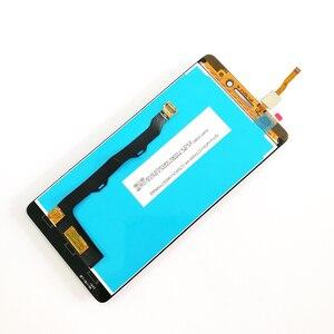 Image 5 - AICSRAD Originale 5.5 A CRISTALLI LIQUIDI Per Lenovo K3 Nota Display con Cornice K50 T5 di Tocco Digitale Dello Schermo per Lenovo K3 Nota display LCD
