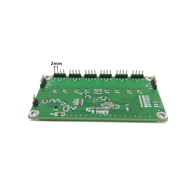 ANDDEAR Customized Industrial 8 Port 10/100M Unmanaged Network Ethernet Switch 12v Pcba Module Network Switch