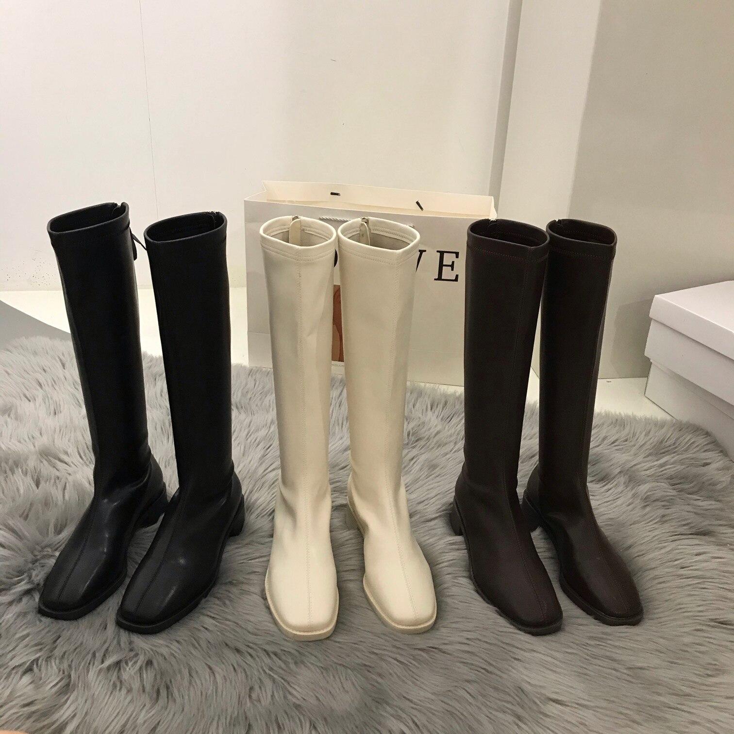 Chaussures femme plateforme talon femme bottes cuir femme bottes martin chaussures femme