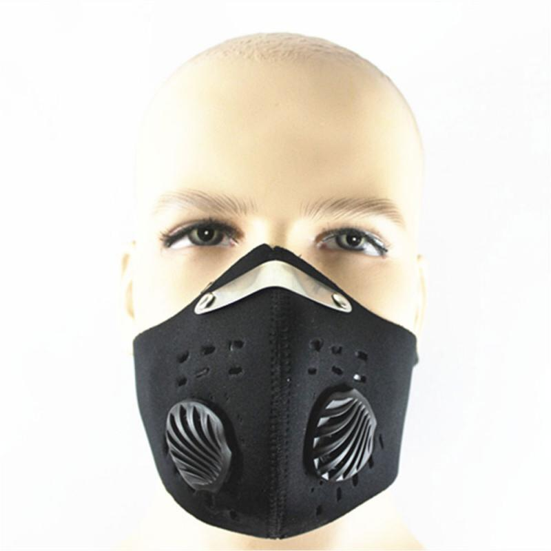 Cycling Masks Outdoor Running Anti-fog Men And Women Warm Mask Bicycle Dust Mask PM2.5 Anti-fog And Dustproof Mask High Quality