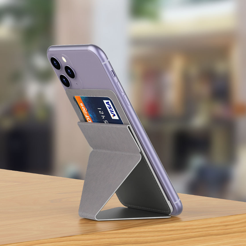 Desktop Phone Stand Crowdfunding Hot Selling Mobile Phone Holder Tablet Folding Stand Portable Sticky Cell Phone Support Holder