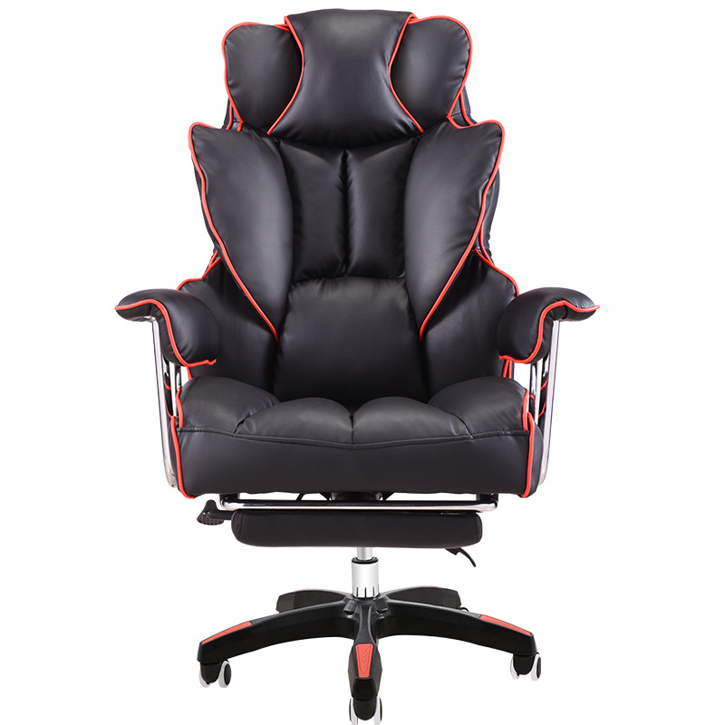 Super Comfortable Computer Chair Home Office Chair Massage Boss Chair Lift Swivel Chair Reclining Foot Siesta Esports Game Seat Office Chairs Aliexpress