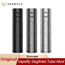 Tube Mod Vaporizer Rta-Tank Electronic Cigarette Vapefly Siegfried 20700/21700 Battery
