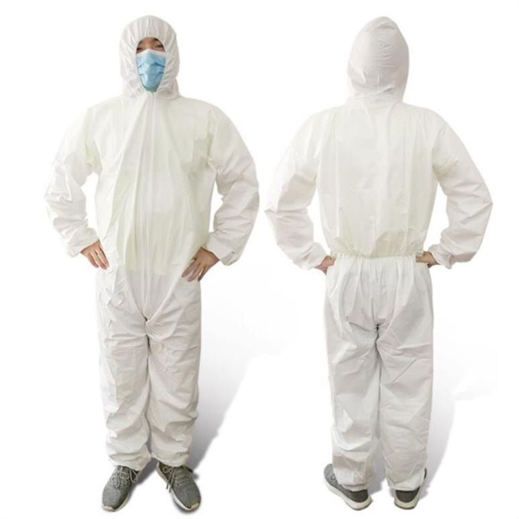 Waterproof and Dustproof Medical Protective Suit Used as Hospital Uniforms for Virus Protection
