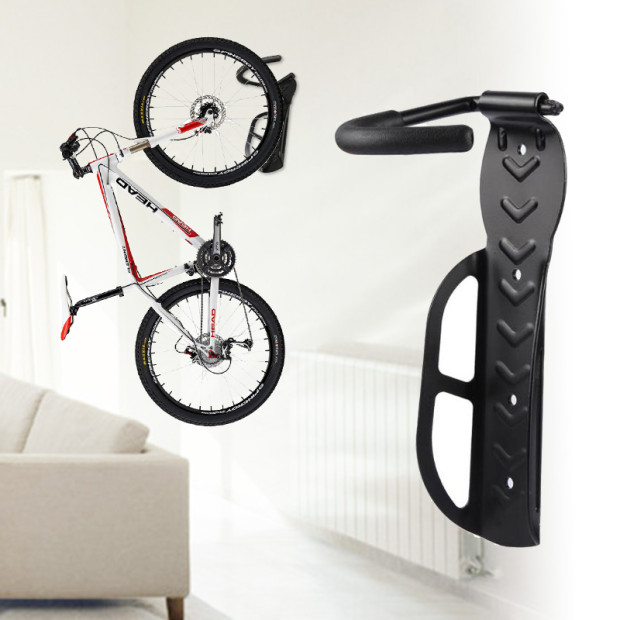 30kg Bike Wall Holder Cycling Mount Bike Showing Stand Hanger Wall Hooks Hanger Wall Mounted Rack Bicycle Accessories Wall Racks