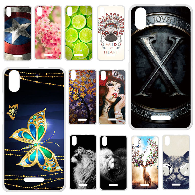 Phone Cases For BQ 5591 Jeans Covers TPU Painted Soft Silicone Fundas For BQ-5591 Jeans BQ5591 5.5 inch Cover Back Coque