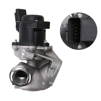 Universal EGR Valve 1363591 Exhaust Gas Recirculation Valve for Ford Fiesta MK6 MK7 Fusion 1.4 TDCi 2001