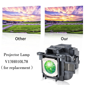 Image 3 - متوافق العارض مصباح ELPLP78 لإبسون EB 945/955w/965/EB X24 EB X25 EH TW490 EH TW5200 EH TW570 EX3220 EX5220 EX5230