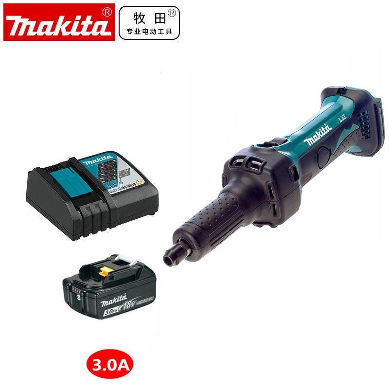 Makita DGD800 DGD800Z 18V Cordless Die Grinder 220~240V