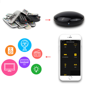 Image 4 - FrankEver Smart IR Remote Control WiFi IR Blaster Controller Universal Repeater Hub Work with Alexa Tuya APP Smart Household