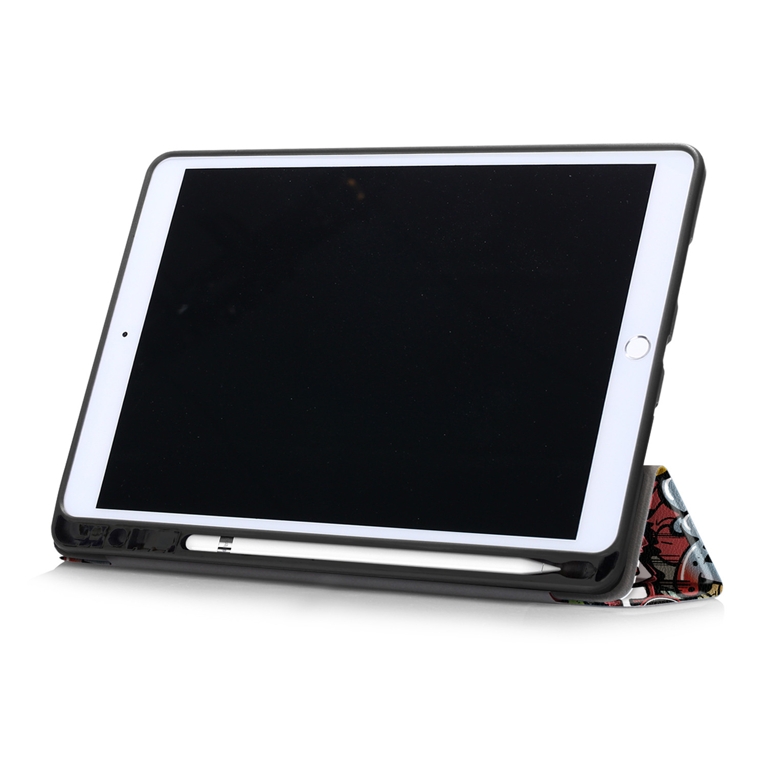 Smart Funda Pencil 2020 Stand with Holder 10.2 Inch Tablet Magnetic IPad Case For Folding