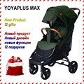 YOYAPLUS MAX baby kinderwagen licht klapp dach auto kann sitzen können liegen ultra licht tragbare auf die flugzeug-in Leichte Kinderwagen aus Mutter und Kind bei