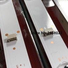 3 peças/lote para 43L1600C 2600C 43L26CMC L43E9600 JL.D43081330 140FS M E469119 8 lâmpadas 755 milímetros