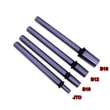 Длинный Соединительный вал, стержень, сверлильный патрон, хвостовик, стержень для JTO B10 B12 B16, сверлильный патрон