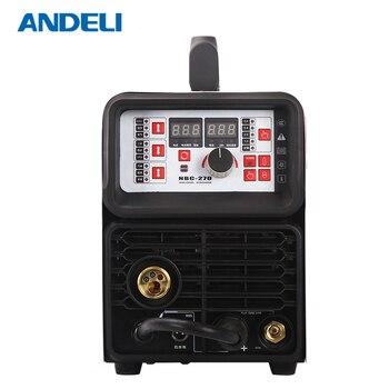 Andeli-soldador portátil inteligente de Co2 Mig Lasser 270 multifuncional, máquina de soldadura...