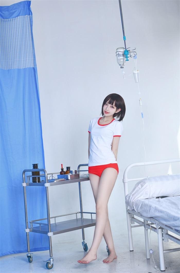★微博红人★Shika小鹿鹿 保健室,动漫Cos [12P/124MB]插图(1)