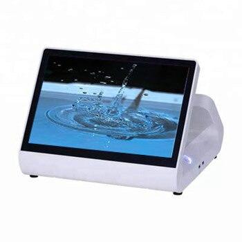 Cash register with VFD desktop pos terminal lower price retail restaurant pos system hardware PC EPOS