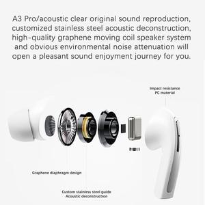 Image 5 - 2020 New A3 Pro TWS Bluetooth Headphones Earbuds HIFI Sport Wireless Earphone InEar Headset VS i9000 i12 i900000 tws Elair Fone