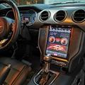 Автомагнитола для Ford Mustang 2015, 2016, 2017, 2018, 2019, 9,0, Автомобильная Мультимедийная система Tesla Android, GPS-навигация, стерео плеер, головное устройство