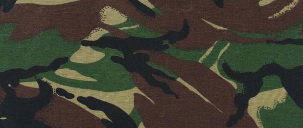 Camouflage Druck Stoff 104.14 cm Breite aus reiner Baumwolle Nähzubehör am Meter