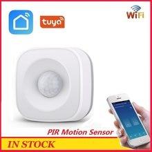 Tuya Smart WiFi Infrared Burglar Alarm Detector PIR Motion Sensor Smart Life APP Wireless Home Security System Remote Control