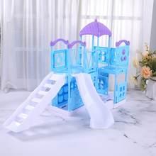 1/12 кукольный домик раздвижной фотопарк развлечений миниатюры