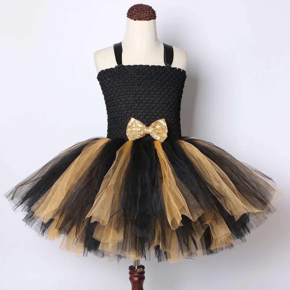 Lol Surprise Dolls Butterfly Kids Dress Sleeveless Girls Princess Party Dresses