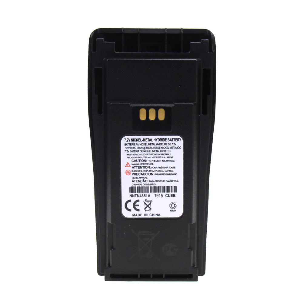 NNTN4497CR 1500mAh NICKEL Battery for Motorola CP200 PR400 EP450 EP450S DEP450 CP150 CP140 CP160 CP180 CP250 GP3688 GP3188 Radio in Walkie Talkie Parts Accessories from Cellphones Telecommunications