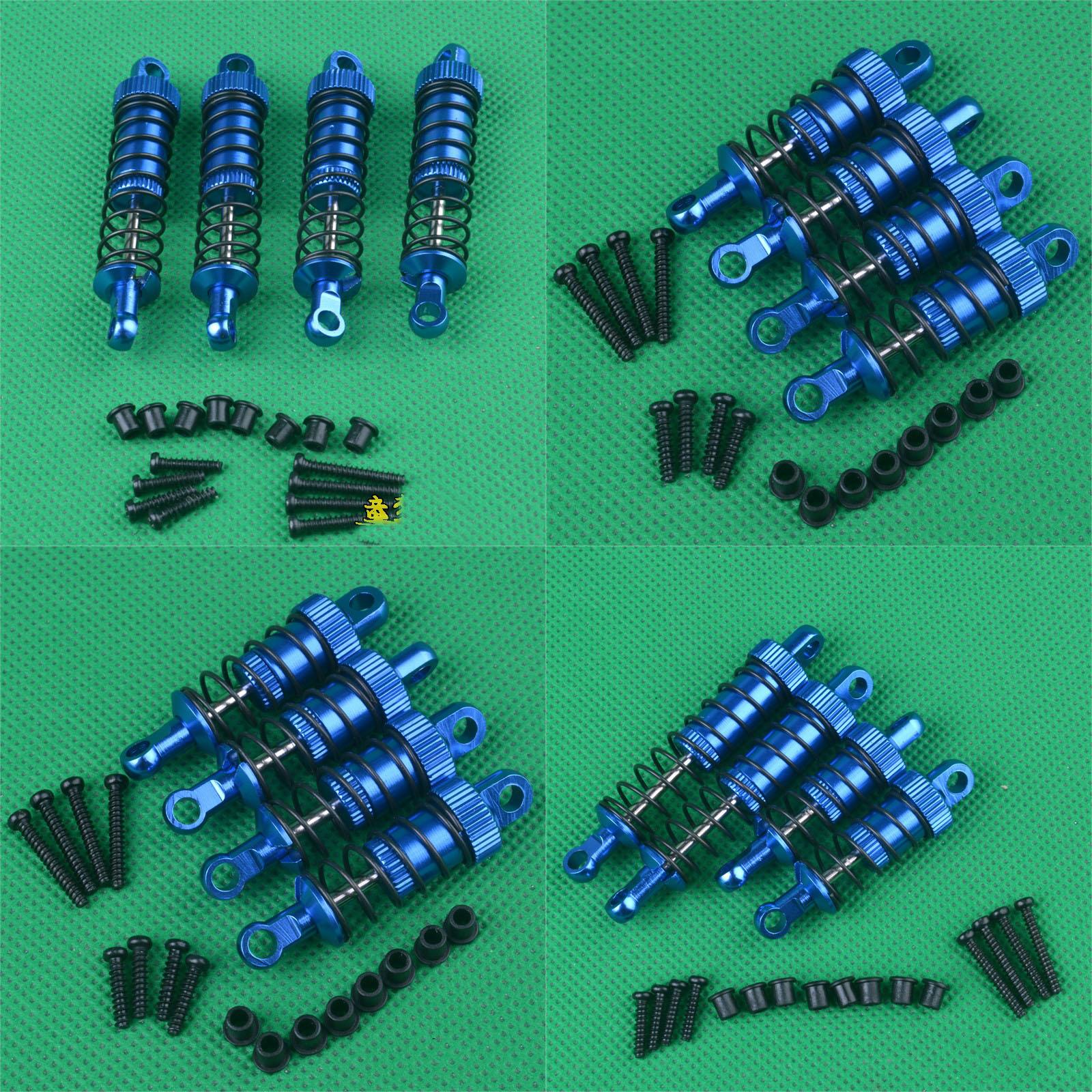 4Pcs Metall blau Differential Cup für 1//18 A979 B K929 B RC Buggy Ersatz