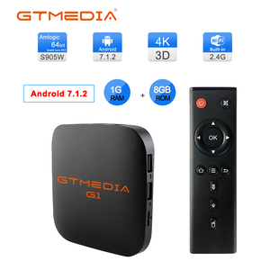 GTMEDIA G1 Android 7.1 TV Box