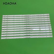 11 PCS/Set 6LEDs 505mm LED Backlight Strip for Hisense HD500DU-B01 RSAG7.820.6311/ROH LED50EC620CA