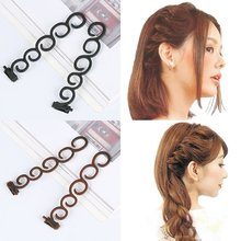 The Latest Fashion Centipede DIY Fast Hair Styling Tool(China)