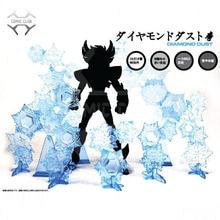 COMIC CLUB Saint Seiya Cloth Myth Aquarius Camus Cygnus Hyoga Snowflake special effects