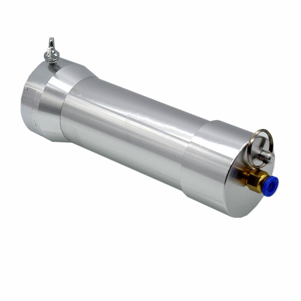 50ml 10:1 Pneumatic Glue Gun Dispenser Two Component AB Epoxy Sealant Glue Gun Applicator Tool Glue Adhensive Caulking Gun