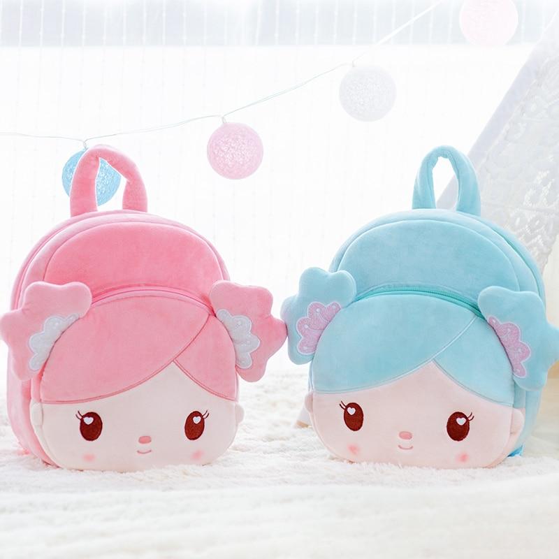 Gloveleya Plush Backpack Cartoon Backpack Cute Backpack For Kids Cartoon Backpack Candy Girl Bag Girls Backpack Gift