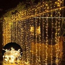 3m 20led alimentado por bateria guirlanda quente luzes brancas corda de fadas colorido luz led para festa de casamento decoração ao ar livre luz