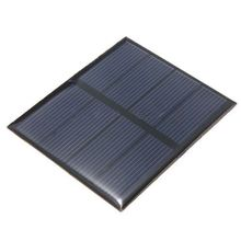 NEW 2V Mini DIY Solar Panel Module For Light Battery Cell Phone Toy Charger Type:2V 0.6W 300Mah 82X70x3mm buheshui 1w 4v solar panel with base solar cell for 1 2v 2xaa 2xaaa rechargeable battery charging directly 10pcs high quality