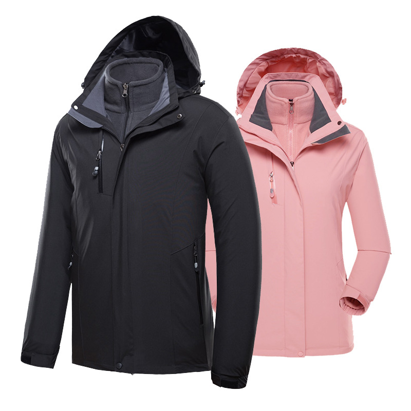 Ski Jackets Men Women Waterproof Windproof Thermal Thicken Coat Hiking Camping Climbing Mountain Snow Snowboard Winter Jacket