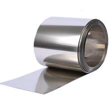 99.99% haute pur Plaque De Zinc Zn Feuille 0.08mm 0.1mm 0.2mm ~ 3mm Zinc sangle pour L'industrie laboratoire BRICOLAGE pour métaux