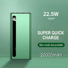 Power-Bank External-Battery-Charger Fast-Charging iPhone Xiaomi 20000mah for Huawei Large-Capacity