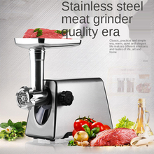 Multifunctional meat grinder household electric meat mincer small commercial automatic food processor sausage stuffer SP0171