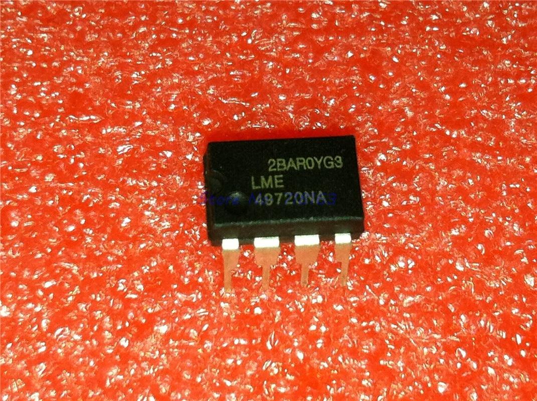 2pcs/lot LME49720NA LME49720N LME49720 DIP-8 In Stock