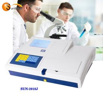 dhl 2000hrs tykyo boeki tms 1024 12v 200w lamp japan for acto biochemistry analyzer CE approved original software medical portable biochemistry analyzer with best price