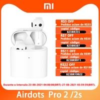 Xiaomi Airdots Pro 2s TWS auricolare Bluetooth Wireless Mi True air 2 Control LHDC Tap Dual MIC ENC auricolare Bluetooth Wireless