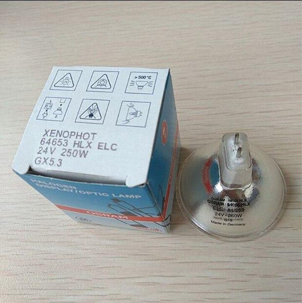 Osram Xenophot HLX 64655 24V 250W Foto Projektor Lampe ANSI EHJ