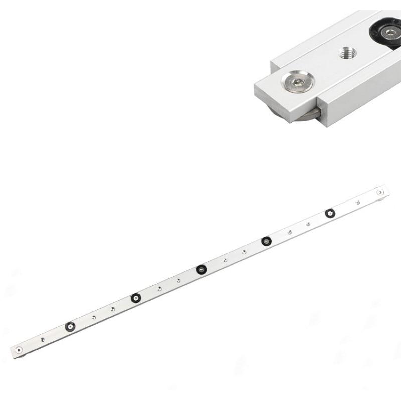1PC 850mm barre d'onglet en alliage d'aluminium Miter curseur Table scie jauge d'onglet tige outil de travail du bois